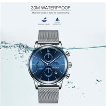 Ultra Thin Fashion Business Watch (Waterproof & Scratch-resistant)