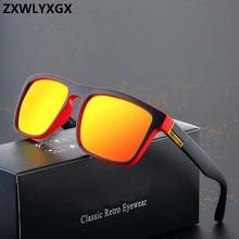 Fashion Polarized Sunglasses Men Luxury Brand Designer Vintage  Outdoor Driving Sun Glasses Male Goggles Shadow UV400 Oculos все цены