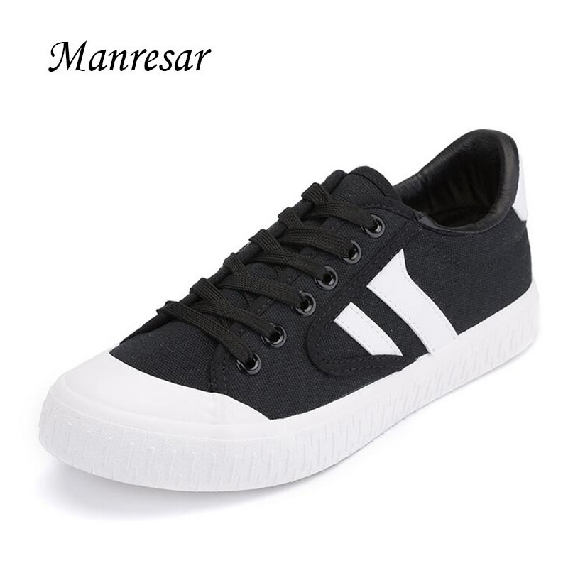 2017 New Manresar Fashion Classic Unisex Casual Shoes Zapatos Mujer Lacing Women Cross-tied Canvas Shoes Plus Size Flats 35-44 plus size 3 5cm women platform flats fashion lace hollow floral white casual canvas shoes low zapatos mujer free shipping