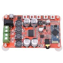 Беспроводная Связь Bluetooth 4.0 Аудио Приемник Цифрового TDA7492P 50 Вт + 50 Вт HIFI Усилитель Доска Часть компонент amplificador Усилители Мощности