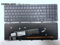 US Backlit Laptop Keyboard For HP Probook 450 G0 450 G1 455 G1 470 G2 black with backlit Laptop Keyboard US Layout