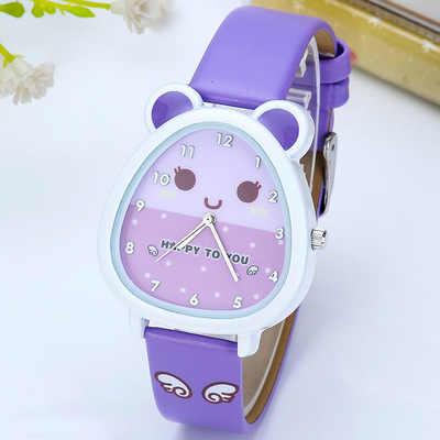 יפה בעלי החיים עיצוב ילד ילדה ילדי קוורץ שעון ילד של מתנת יום הולדת ילדים שעונים לילדים שעון תינוק שעון