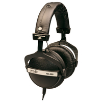Brand New Original Superlux HD660 Professional Audio Monitoring Close Dynamic Noise Isolating Headphone DJ HiFi Stereo
