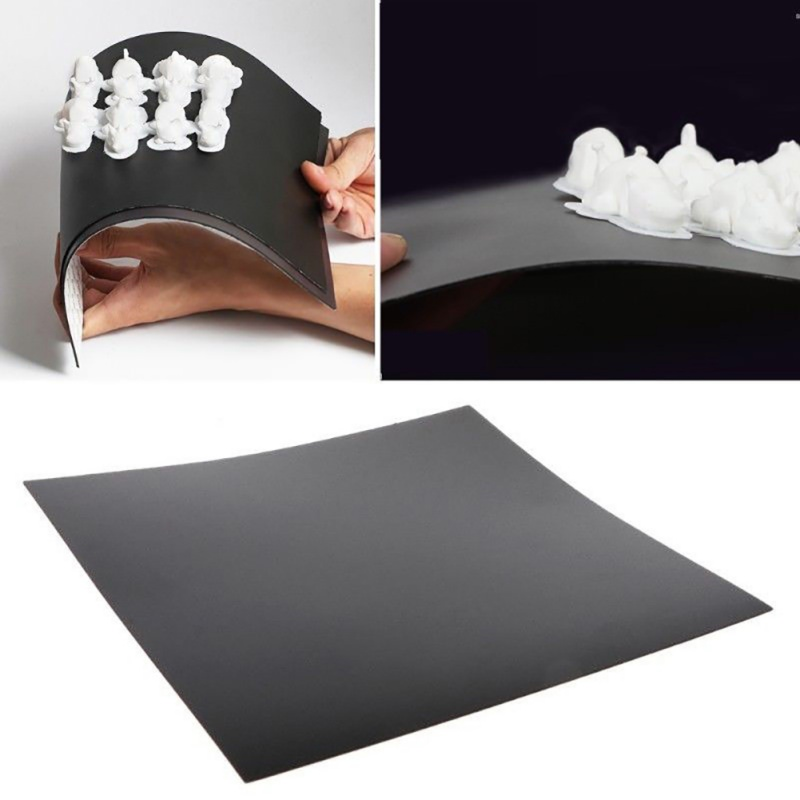 200*200mm 3D Printer Print Tape Plate Build Square Hot Heat Bed Sticker Sheet Mat Pad 3D Printer Parts & Accessories