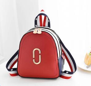 Backpack Bag 2018 New Wave Personality Fashion Mini Bag Lady Backpacks