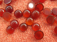 Cabochon Beads 4-30mm 100pcs agate onyx carnerial gemstone oval round square hexagon oval evil drop rectangle assortement bead