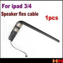 1pcs Top qualtiy (orig) Loud Speaker Ringer Buzzer for iPad 3 for iPad 4 New iPad