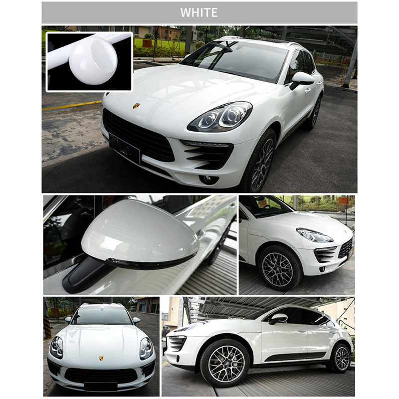 Image 2 - 30*152cm Premium Car Body Sticker Decal Self Matte body sticker with Matt protective film for automobile body-in Car Stickers from Automobiles & Motorcycles