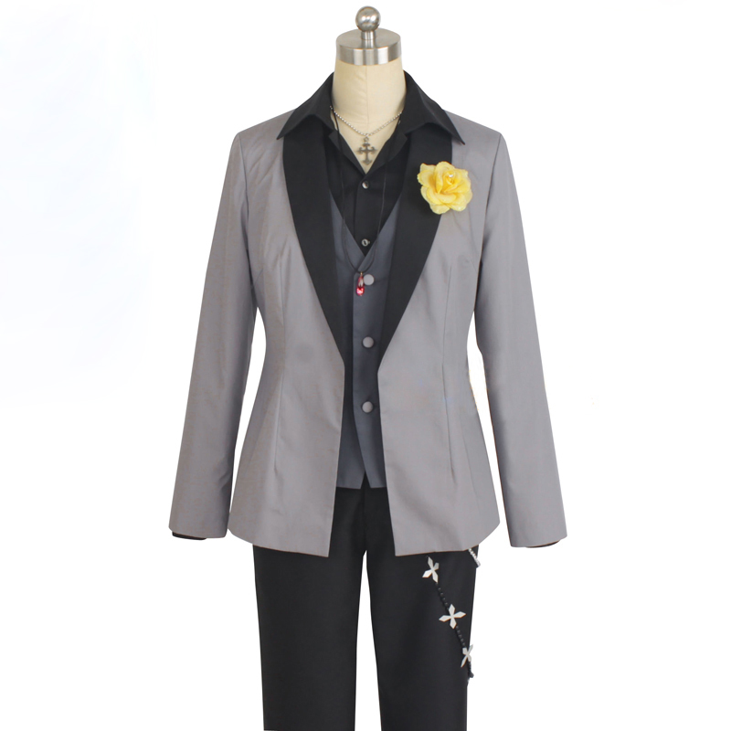 Division Rap Battle Cosplay DRB Hifumi izanami Suits Uniforms Cosplay Costume Full Set