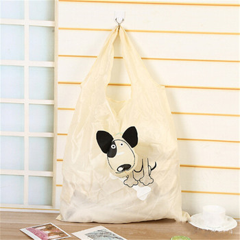 New Reusable Grocery Shopping Bag Eco Storage Tote Travel Animal Handbag Travel packing Organizers Random Color Free Shipping