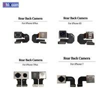 Back Rear Camera Flex Cable For iPhone 6 6 Plus 6S 6S Plus 7 7 Plus With Flash Module Sensor Facing Camera Module Replacement цена и фото
