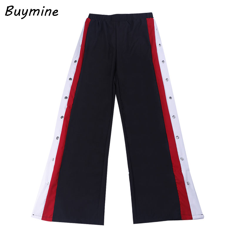 HTB1kTJOagYDK1JjSZFNq6xnkVXaG - High Split Woman Wide Leg Pants JKP155