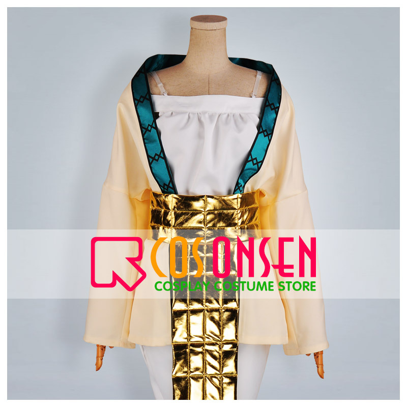 COSPLAYONSEN Magi The Labyrinth of Magic Sharurukan Cosplay Costume Any Sizes