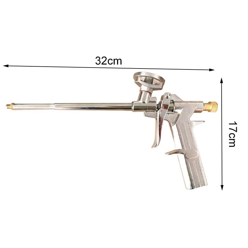 Spray Foam Gun casing Caulking gun glass glue gun Foam Expanding Spray Gun Sealant Dispensing PU Insulating Applicator Tool Use