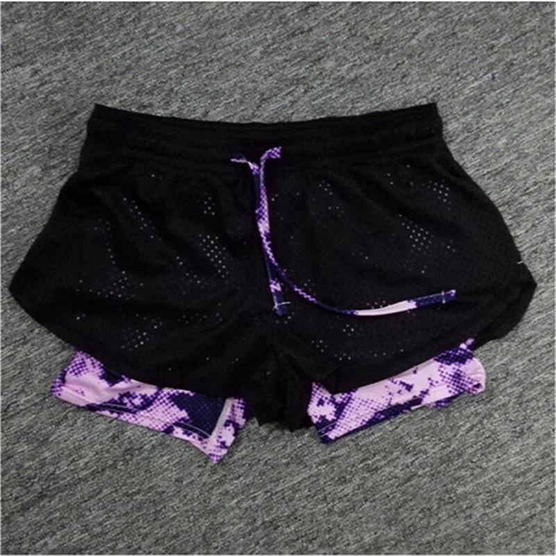 Mode Doppeldecker Frauen Shorts Hosen 2016 Sommer Stil Atmungsaktive - Damenbekleidung - Foto 4