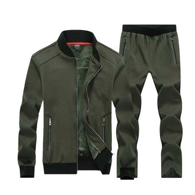 Ensembles De Costumes 7xl Sport Sportswear Hommes Taille 8xl Grande wIFqg81