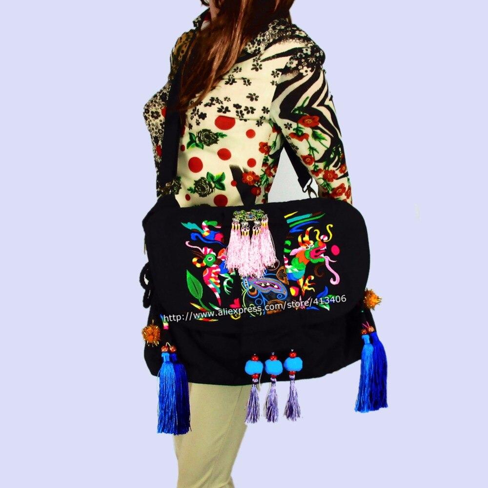 2-გამოყენება Hmong რთველი - ჩანთები - ფოტო 3