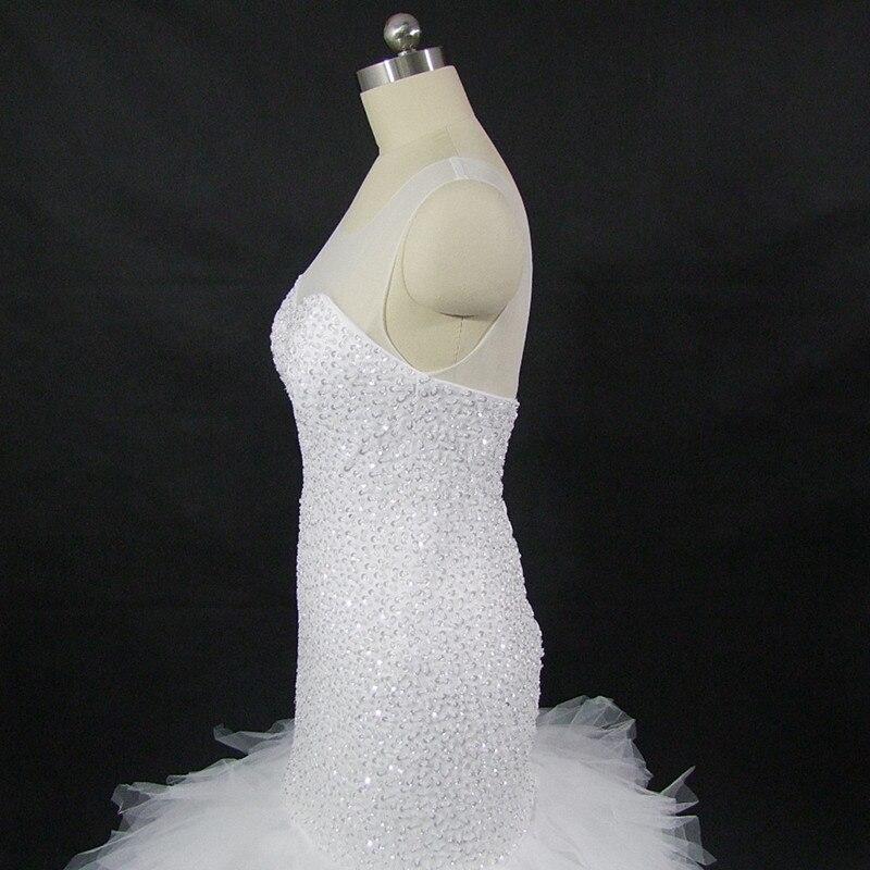 Mermaid Ball Gown Wedding Dress