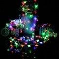 30 M 300 Led Natal Luzes Cordas de Fadas Estrela de Cinco pontas-Luzes da decoração para o Casamento do jardim festa de ano novo 110 V 220 V