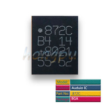 3 ピース/ロット 872C オーディオ ic huawei P10 プラス/mate10 プロオーディオチップ