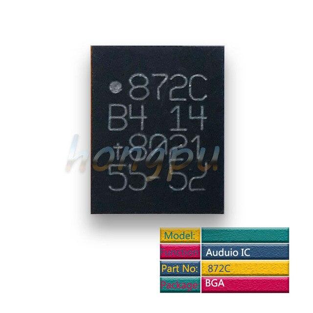 3 cái/lốc 872C IC âm thanh cho Huawei P10 Plus/mate10 Pro Chip Âm Thanh
