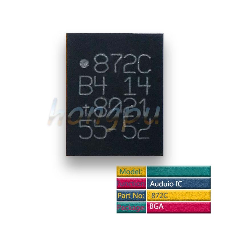 3pcs/lot 872C Audio Ic For Huawei P10 Plus /mate10 Pro Audio Chip