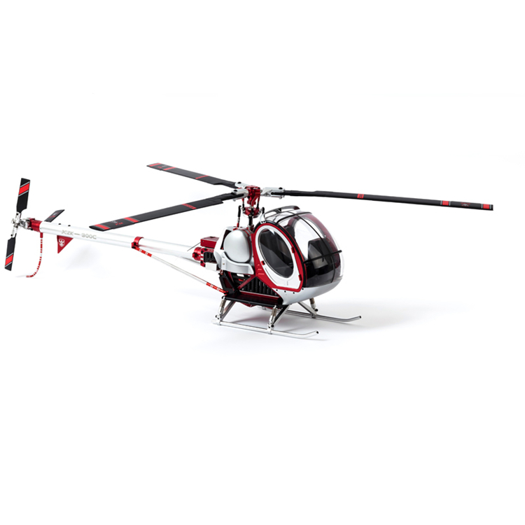 GARTT 300C Hughes Metal and High Simulation RC RTF helicopter for training and agriculture 6CH single paddle aileronless pastoralism and agriculture pennar basin india