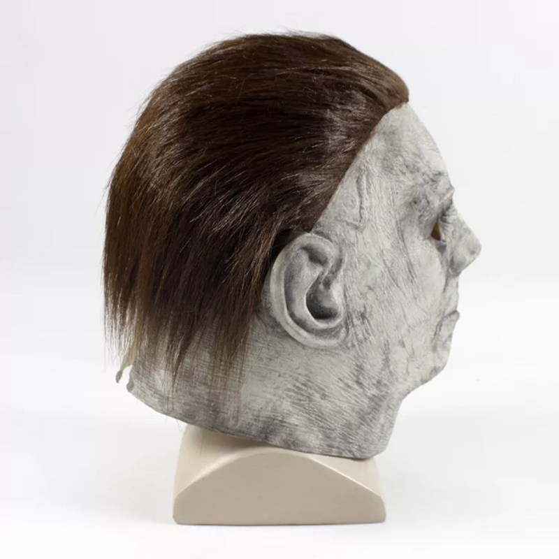 Image 5 - Halloween Hot Movie Latex Horror Michael Myers Mask Adults Cosplay Full Face Halloween Costume Party Props Masks-in Party Masks from Home & Garden