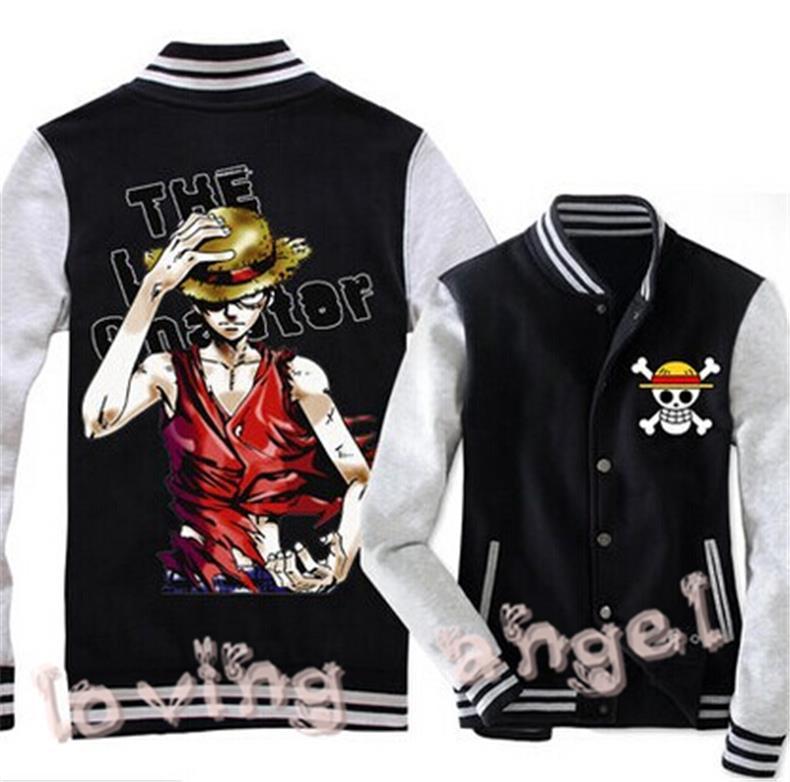 Black Butler Cosplay Costume Coat Baseball Uniform Logo Anime Jacket