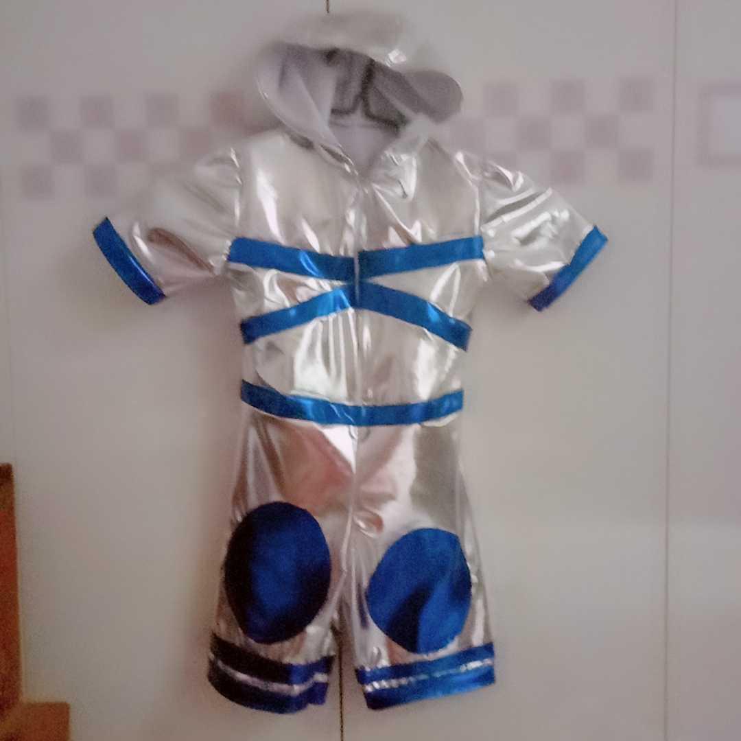 Children's anime drama robot stage cartoon performance costume child astronaut spacesuit modern dance costume