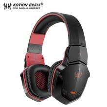 Kotion each b3505 auriculares inalámbricos para pc gamer auriculares bluetooth deporte auricular auriculares para juegos de auriculares micrófono