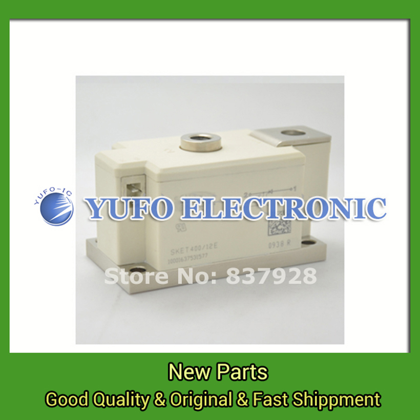 Free Shipping 1PCS SKET400 / 12E new original special power su-pply Module YF0617 relay free shipping 1pcs skkt460 16e new original special power su pply module yf0617 relay