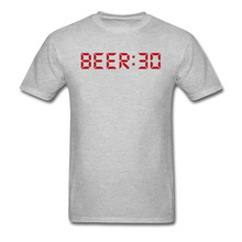 """Beer: 30"" men's t-shirt"
