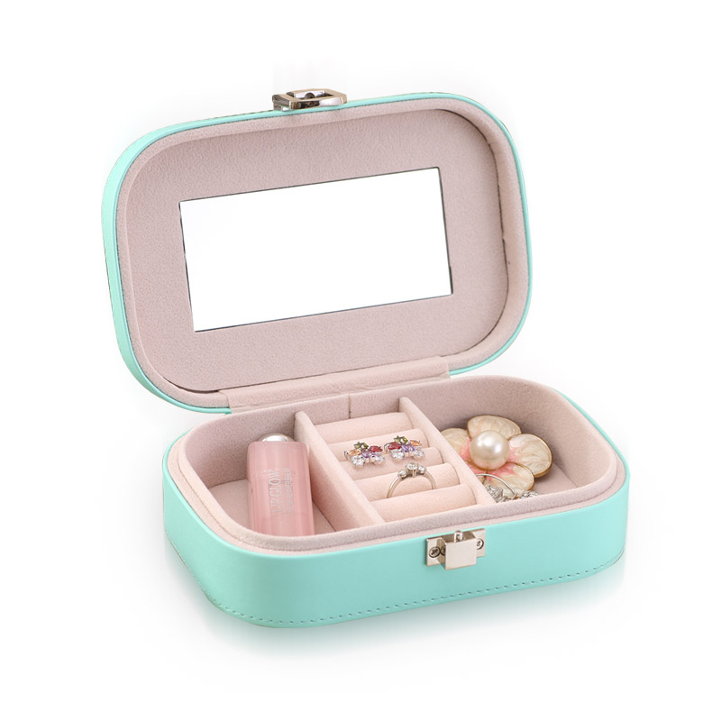 European Princess Small Jewelry Box Creative Jewelry Boxes ...