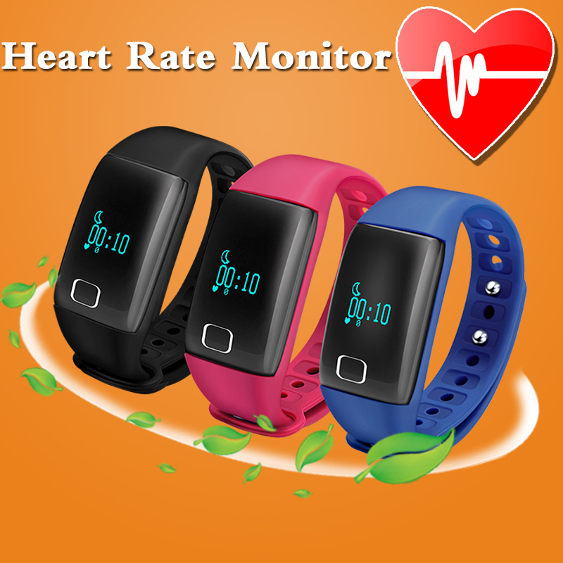 Bluetooth Smart Watch Clock WristWatch Connected Sport Pedometer Heart Rate Monitor font b Smartwatch b font