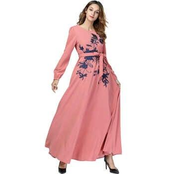 Vestido Abaya Turkey Islam Arabic Muslim Hijab Dress Abayas For Women Qatar Robe Kaftan Dubai Caftan Dresses Islamic Clothing