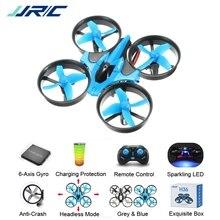 Jjr/c jjrc H36 Мини Quadcopter 2.4 г 4CH 6 оси Скорость 3D флип headless режим Радиоуправляемый Дрон игрушка подарок настоящее RTF VS Нибиру E010 H8 мини