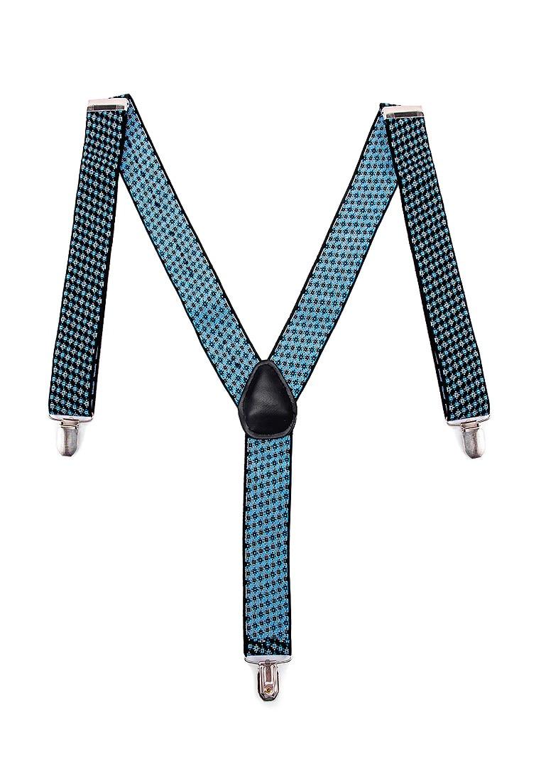 Suspenders mens box GREG G 1 49 Blue + black blue binary led light black aviation speedometer dot matrix mens watch gift box