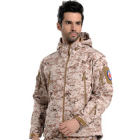 Tactical Jackets Multicolor High Quality Lurker Shark Skin Soft Shell TAD V4 0 Outdoor Military Waterproof