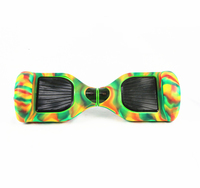 Electric Skateboard Silicone Case Protector Anti Scratch For 6 5 7 Hoverboard Oxboard Ul2272 2 Wheels