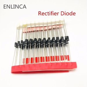 20-100pcs UF5408 DO-201A 1N5408 SR5100 SR540 SR560 FR607 SF28 SF54 SF56 MUR160 MUR1100E HER308 HER508 HER107 HER108 HER207