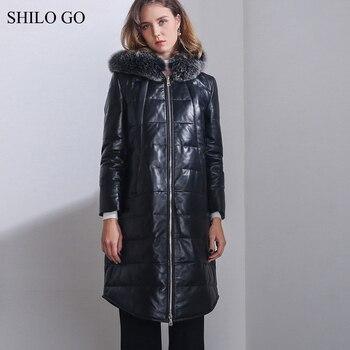 Abrigo Comprar Shilo Para Mujer Plumas Go Cuero Abrigos Ahora De WTY1TARr 5412255c7c0