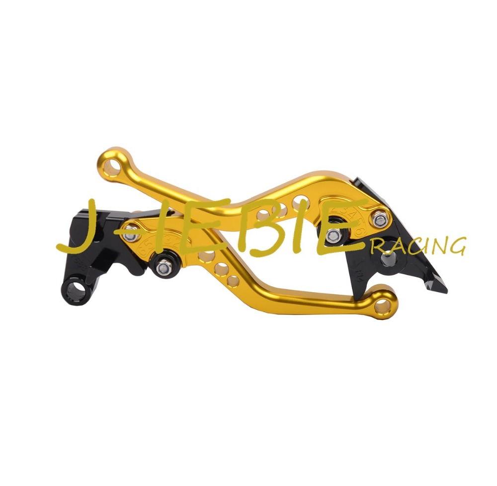Shorty CNC Shorty Levers Brake Clutch Levers For BMW S1000RR/R 2015-2017