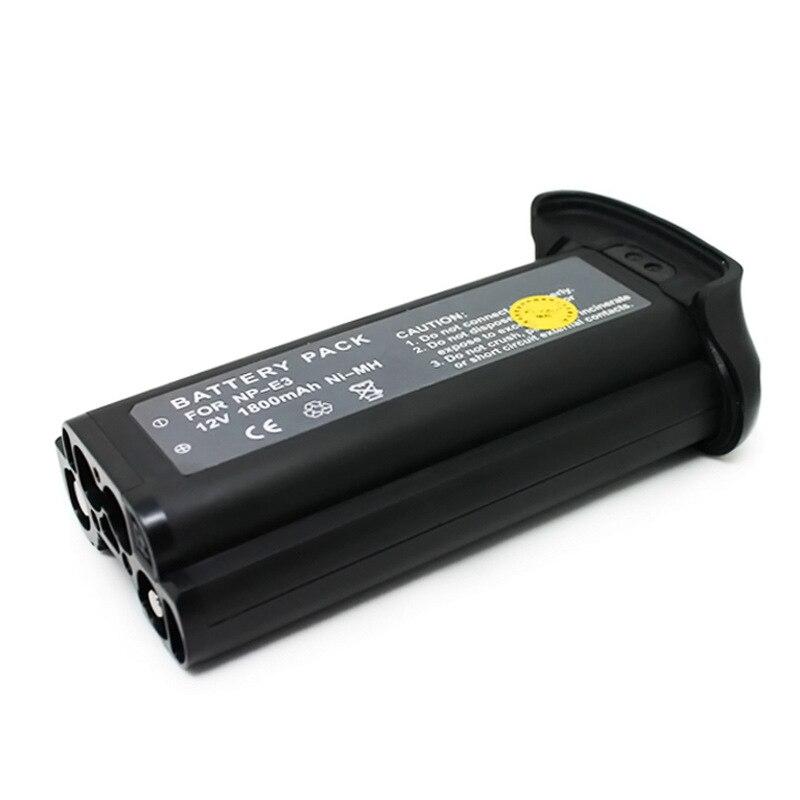1800mAh for Conan Np-e3 battery EOS-1D EOS-1Ds Mark II camera battery lithium battery for EOS-1D Mark II EOS-1D Mar
