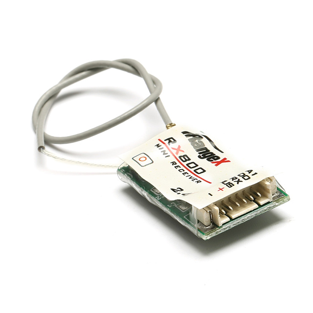 iRangeX RX800 2.4G 8CH SBUS Mini Receiver Compatible Frsky X9D PLUS X9E DJT DFT