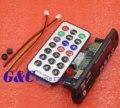 Беспроводная Связь Bluetooth 12 В MP3 WMA Декодер Доска Аудио Модуль USB Автомагнитолы