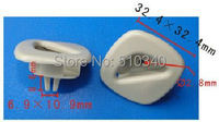 Free shipping 100pcs plastic clips and fasteners for cars clips for car clips plastic