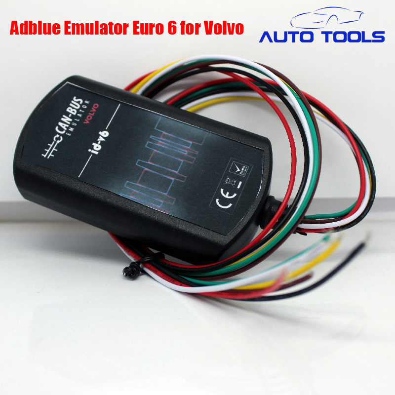 Newest Truck Scanner Adblueobd2 For Volvo Euro 6 Adblue emulator auto car Removal Emulator with NOX