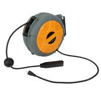 Ls 150 Электрический автоповтор шнур Катушка промышленных Воздуходувы вентилятор Воздуходувы автоматическая выдвижная reel