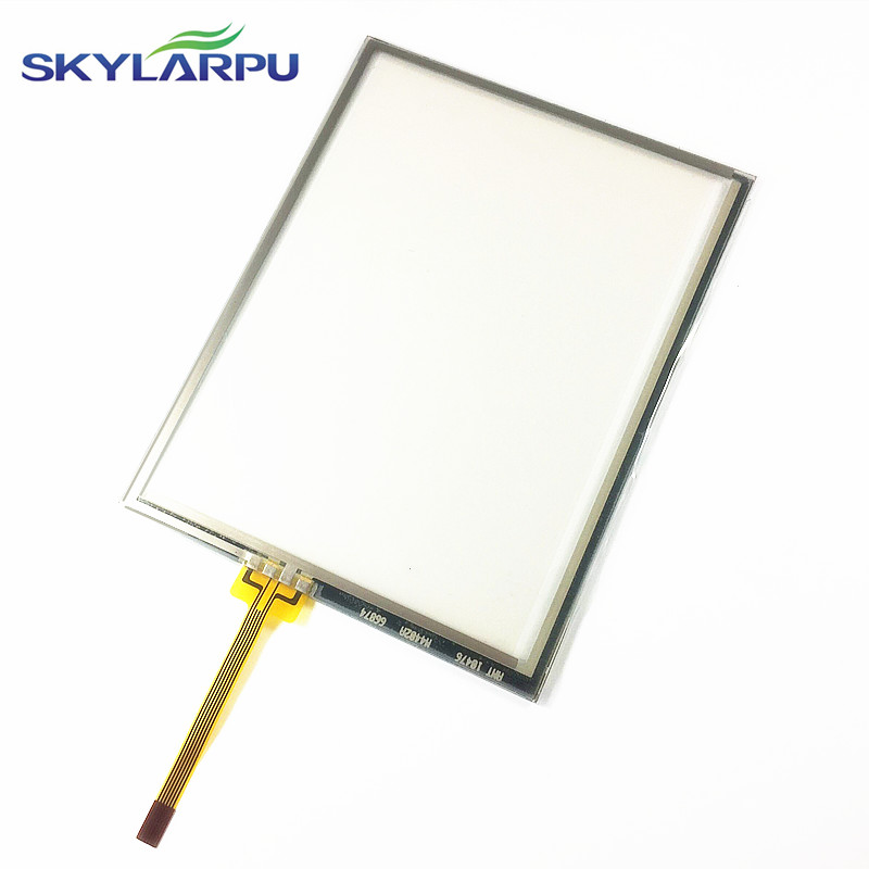 skylarpu Data Collector touchscreen for Trimble TSC3 AMT 10476 Touch Screen Digitizer Sensors Front Lens Glass Replacement amt98439 amt 98439 hmi industrial input devices touch screen panel membrane touchscreen amt 4pin 10 4 inch fast shipping